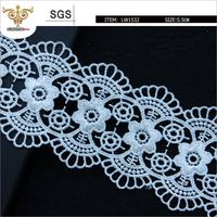 LW-1532 Exquisite and elegant palace lace in balanced